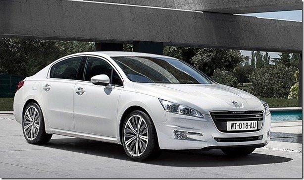 Peugeot 508 será lançado no final do mês