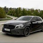 Primeiras imagens oficial do Mercedes A45 AMG