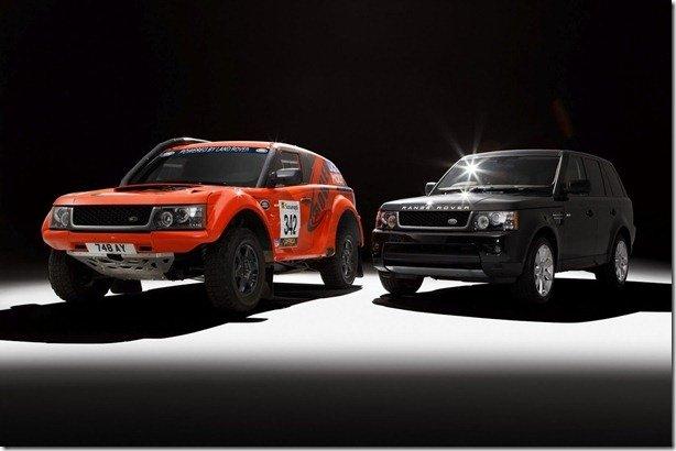 Bowler e Land Rover estreitam suas relações