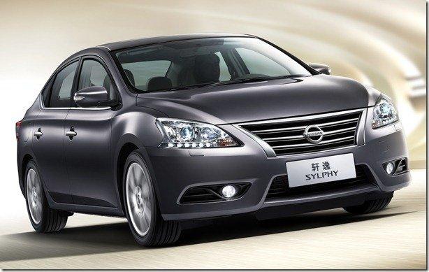 Novo Nissan Sentra começa a fabricado no final do ano