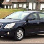 Chevrolet Cobalt será lançado na Europa em janeiro