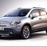 500X, SUV baseado no 500, tem novos detalhes revelados pela Fiat