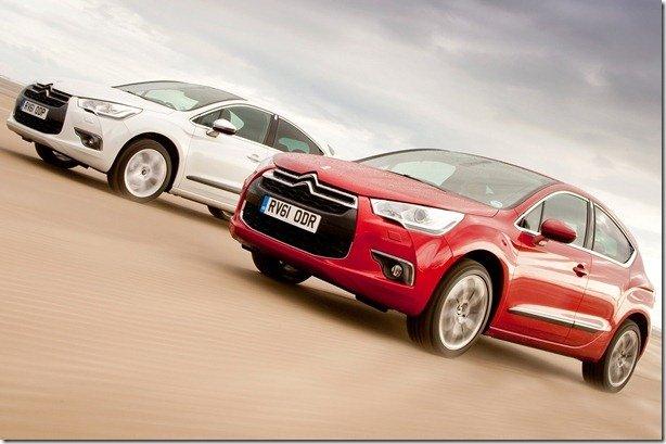 Citroën se prepara para vender DS4 e DS5 no Brasil