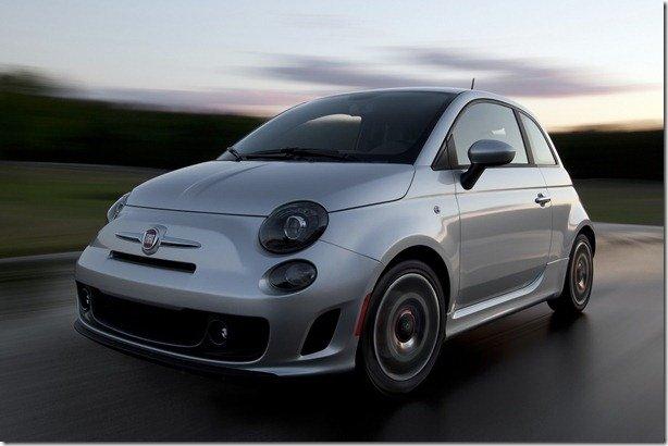 Fiat 500 Turbo é apresentado nos Estados Unidos