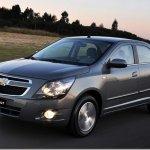 Chevrolet Cobalt 1.8 chega com preços partindo dos R$ 43.690