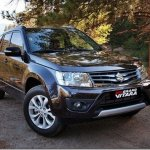 Suzuki apresenta Grand Vitara 2013 – Modelo chega ao Brasil ainda neste ano