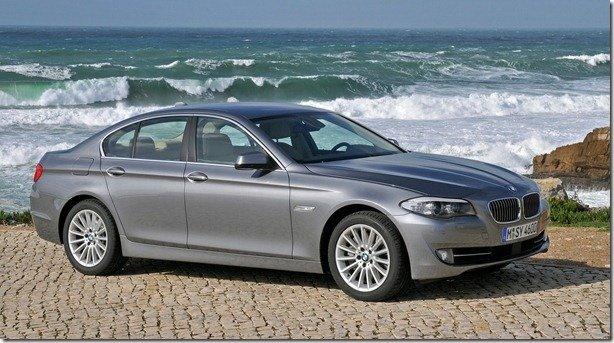BMW lança 528i por R$ 258.950