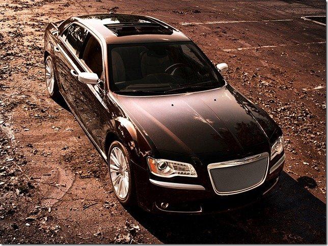 Chrysler reduz preços de alguns modelos em até 13%