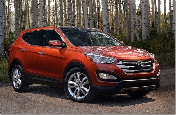 Hyundai Santa Fe deverá ser nacionalizado pela CAOA