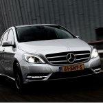 Novo Mercedes Classe B será lançado no início de outubro