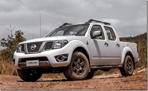 Série especial, Nissan Frontier 10 anos será lançada no Salão do Automóvel por R$ 95.990