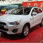 Salão de São Paulo – ASX 2013, Outlander GT4, Lancer AWD e Carbon Series são atrações da Mitsubishi