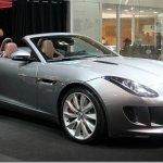 Salão de São Paulo – Jaguar e Land Rover apresentam F-Type e novo Range Rover Vogue