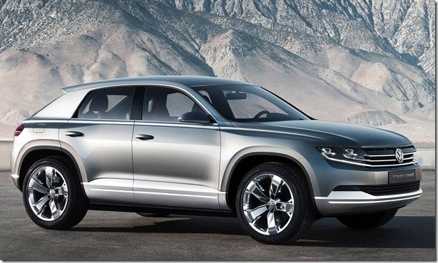 Volkswagen apresentará SUV inédito em São Paulo