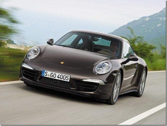 911 Carrera 4S está entre as atrações da Porsche para o Salão do Automóvel