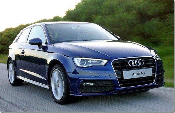 Audi A3 pode voltar a ser produzido no Brasil junto com o Golf VII