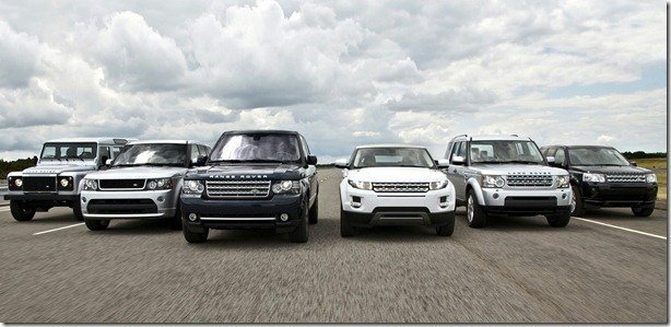 Land Rover terá 16 lançamentos nos próximos 7 anos
