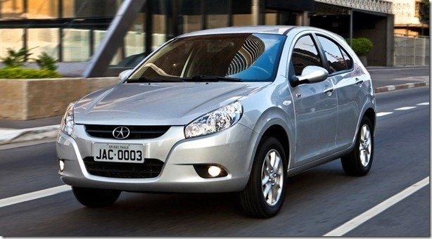 JAC Motors reduz o número de revisões de seus carros
