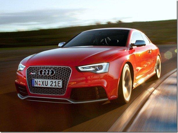 Os risos da Audi