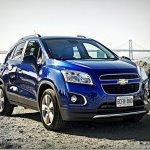 Chevrolet Tracker chega ao Brasil no primeiro semestre