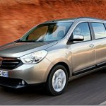 Renault desiste de lançar Dacia Lodgy no Brasil