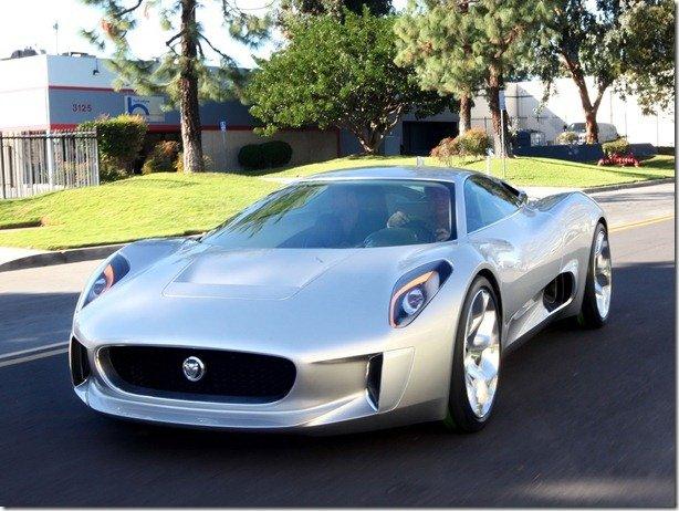 Jaguar – infelizmente – cancela o C-X75