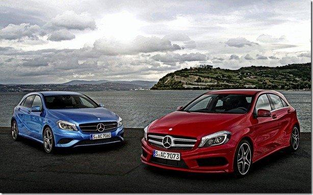 Anunciados os finalistas do Carro do Ano na Europa