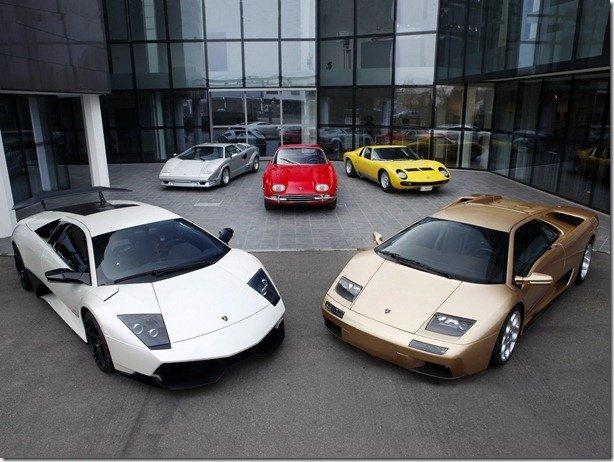 Fazenda Lamborghini