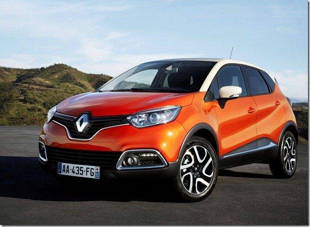 Renault Captur é revelado oficialmente