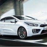 Vazam imagens do novo Kia pro-cee'd GT