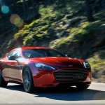 Aston Martin apresenta o Rapide S