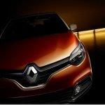 Renault Captur tem teaser revelado