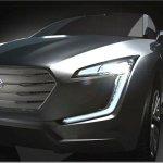 Subaru divulga imagem do conceito VIZIV