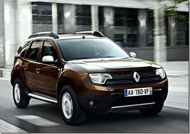 Dacia Duster reestilizado será mostrado em Genebra