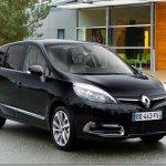 Renault revela novo visual do Scénic para a Europa