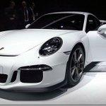Salão de Genebra 2013 – Porsche traz o 911 GT3