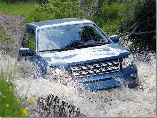 Freelander 2013: Motor de Evoque e preços a partir de R$ 152 mil