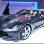 Salão de Genebra 2013 – Corvette Stingray Convertible e Coupé