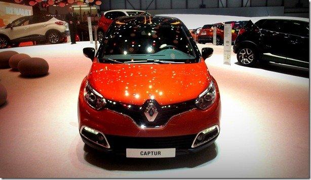 Salão de Genebra 2013 – Renault Captur