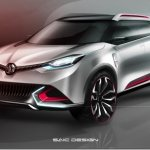 MG levará a Shangai o CS Concept