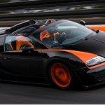 Bugatti Veyron volta a ser o carro mais rápido do mundo…