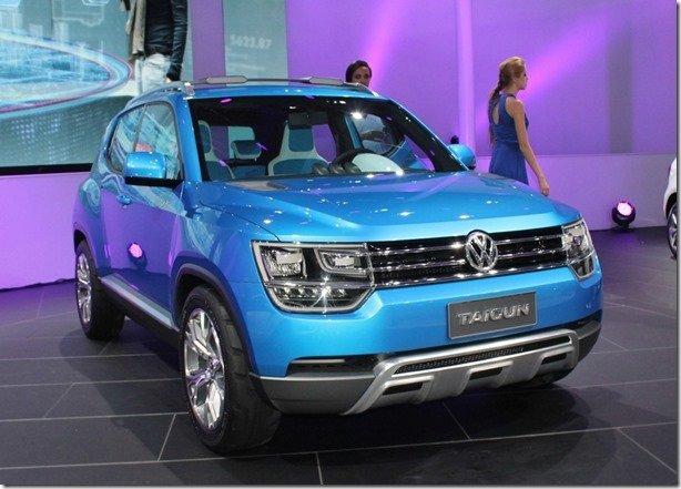 Volkswagen Taigun não deve demorar para ser lançado