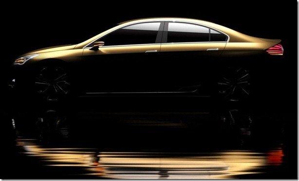 Suzuki mostrará Authentics Concept em Xangai