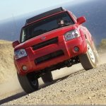 Nissan Frontier e Pathfinder produzidos entre 2001 e 2003 estão envolvidos em recall
