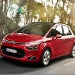 Vazam imagens do novo Citroën C4 Picasso