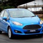 R$ 38.990 é o preço inicial do Ford New Fiesta brasileiro