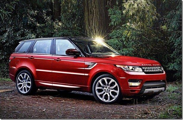 Novo Range Rover Sport tem preços partindo de R$ 160 mil no Reino Unido