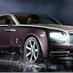 Rolls-Royce Wraith terá versão conversível
