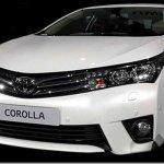 Concessionária Toyota divulga detalhes do Corolla 2014