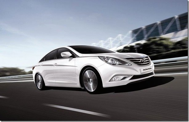 Hyundai Sonata volta a ser vendido reestilizado